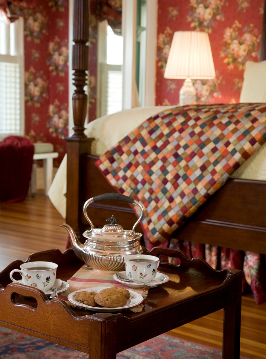 Dainty teaset pop-up